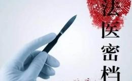 【国语中字】央视CCTV纪录片:法医密档 (全十集)720p高清