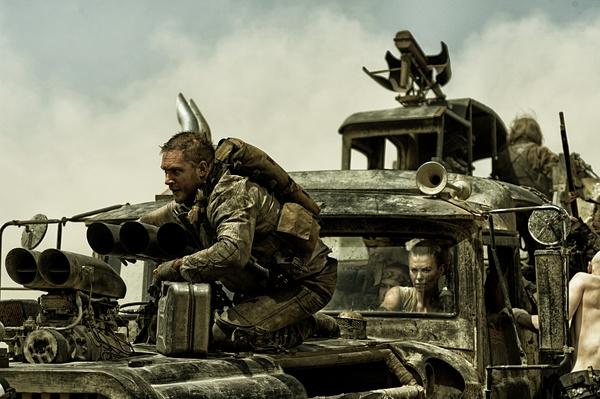 疯狂的麦克斯4:狂暴之路 Mad Max: Fury Road 720p web-dl图片