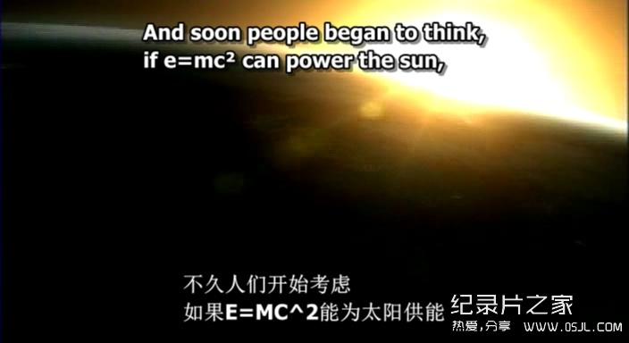 [英语中英字幕]BBC天文纪录片:爱因斯坦的生死方程 BBC Horizon: Einstein's Equation of Life and Death 全1集下载图片 No.5
