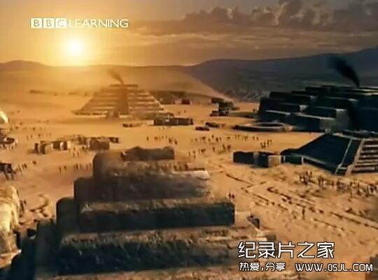 [英语中英字幕]科普系列纪录片:BBC 被遗忘的秘鲁卡拉尔金字塔 全1集图片 No.1