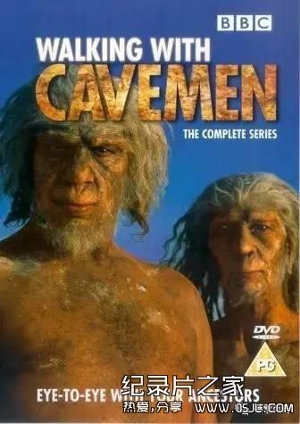 [英语中字]奇闻探秘纪录片:BBC-与野人同行 Walking With Cavemen 2集图片 No.1