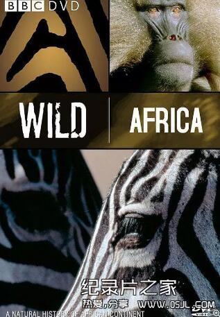 [英语中英字幕]动物世界纪录片:BBC野性非洲 Wild Africa 全6集下载图片 No.1