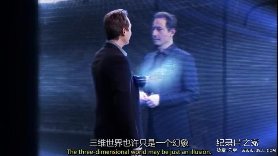 [英语中英字幕]天文科学纪录片:bbc-宇宙的构造 The Fabric of the Cosmos 全4集超清下载图片 No.4