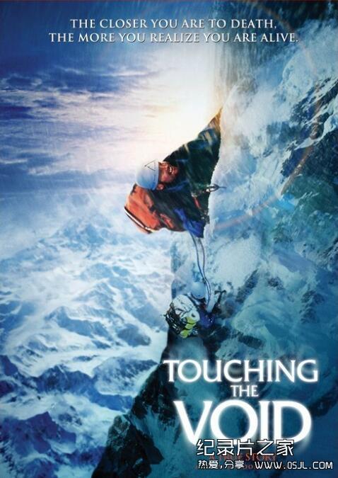 [英语中字]野外求生纪录片:冰峰168小时 Touching the Void (2003) 全1集下载图片 No.1