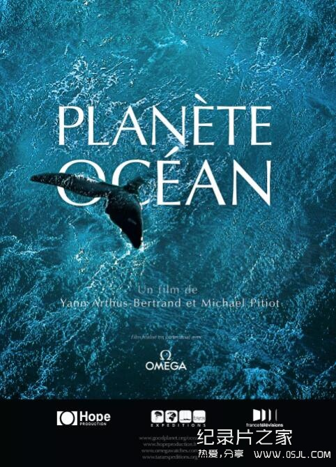 [英语无字幕]法国记录片:海洋星球 Planet Ocean (2012) 全1集 高清下载图片 No.1