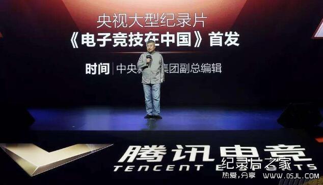 央视纪录片《电子竞技在中国》2019 全6集(更新01集) 高清下载图片