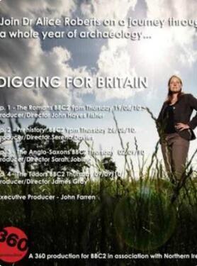 【英语中字】人文地理纪录片:BBC挖掘英国 Digging for Britain 第一季全4集 高清下载图片