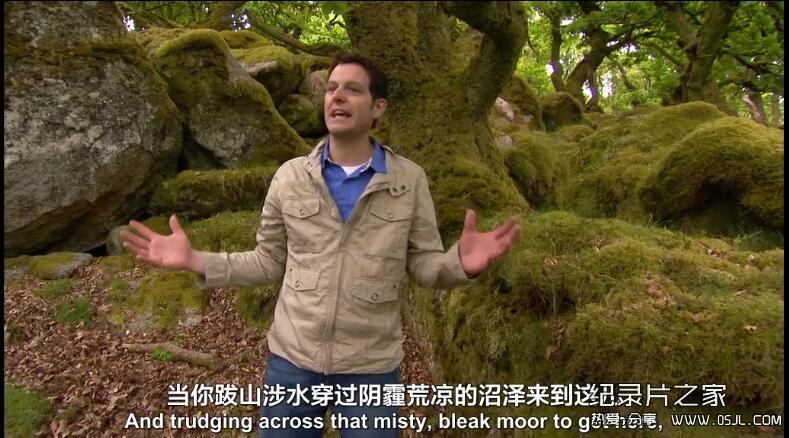 [英语中英双字幕]人文地理纪录片:bbc-不为人知的英国 Secret Britain 全4集 高清图片 No.2