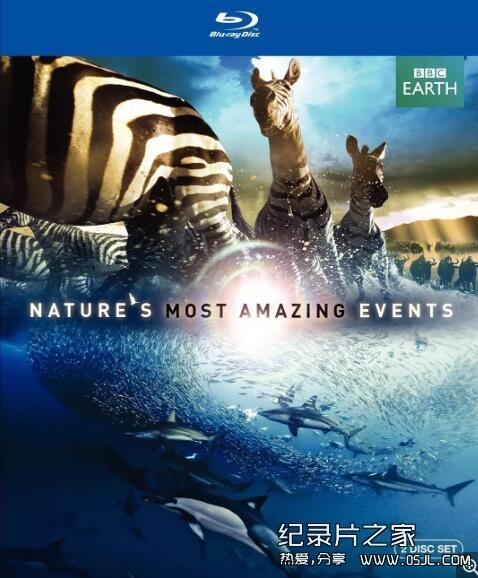 [英语中英字幕]科学探秘纪录片:自然界大事件 Nature's Great Events (2009) 全6集 高清下载图片