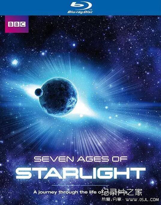 [英语中英字幕]天文纪录片:bbc-恒星七纪 Seven Ages of Starlight (2012) 全1集图片 No.1