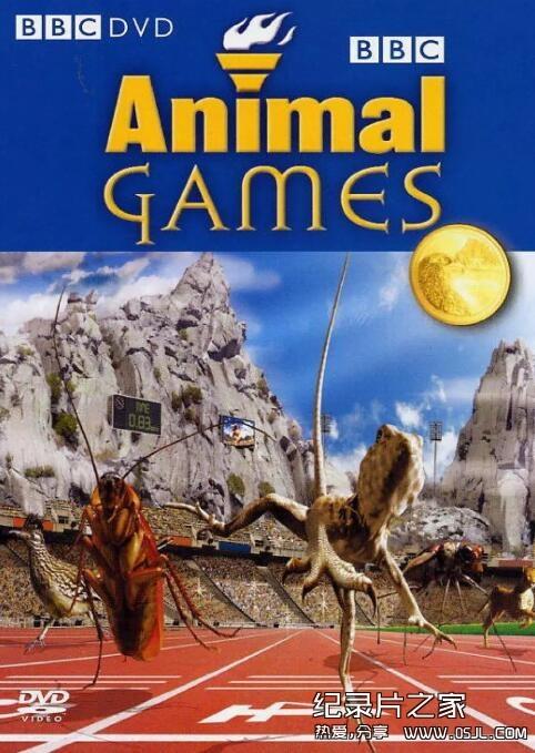 [英语中字]动物世界纪录片:动物运动会 Animal Games 全1集图片