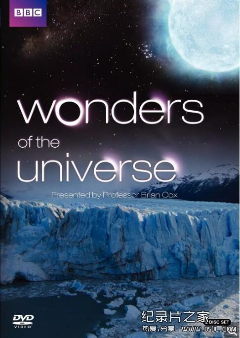 [英语中英字幕]天文科学纪录片:bbc-宇宙的奇迹 Wonders of the Universe 全4集图片