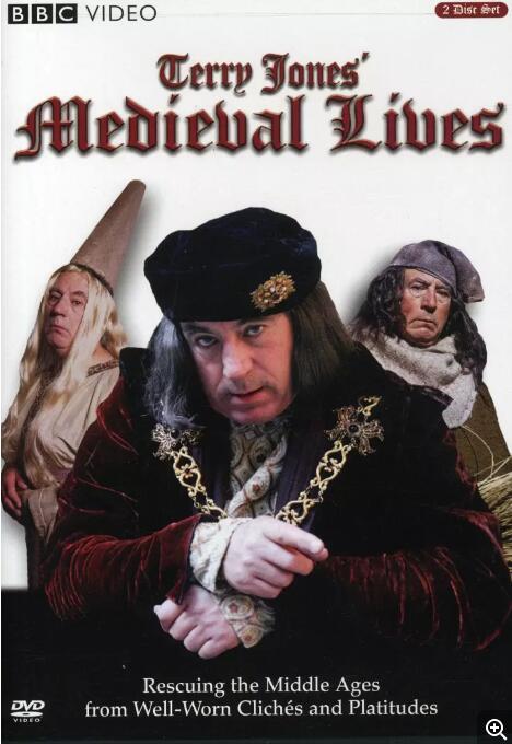[英语中英双字幕]历史探秘纪录片:bbc中世纪生活 Terry Jones' Medieval Lives (2004)全8集图片