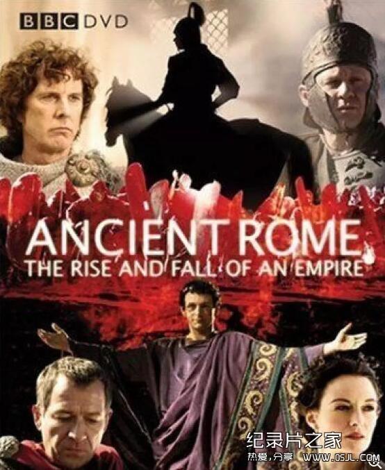 [英语中字]历史探秘纪录片:bbc古罗马:一个帝国的兴起和衰亡 全6集 480P图片