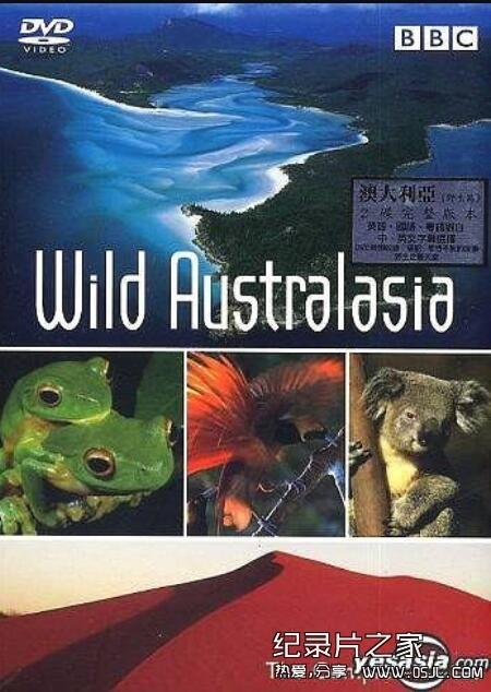 [英语中字]人文地理纪录片:bbc野性澳洲 Wild Australia: The Edge (1996) 全6集 高清图片