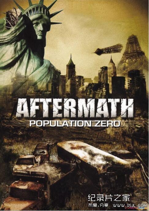 [英语中字]国家地理纪录片:人类消失之后 Aftermath: Population Zero (2008) 全1集 超清图片 No.1