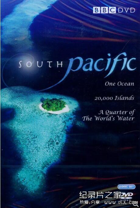 [国英双语]人文地理纪录片:bbc-南太平洋 South Pacific (2009) 全6集图片