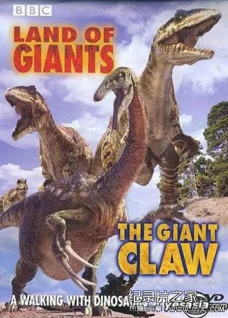 [英语中字]动物世界纪录片:BBC-与恐龙同行特辑-巨龙国度 全1集图片