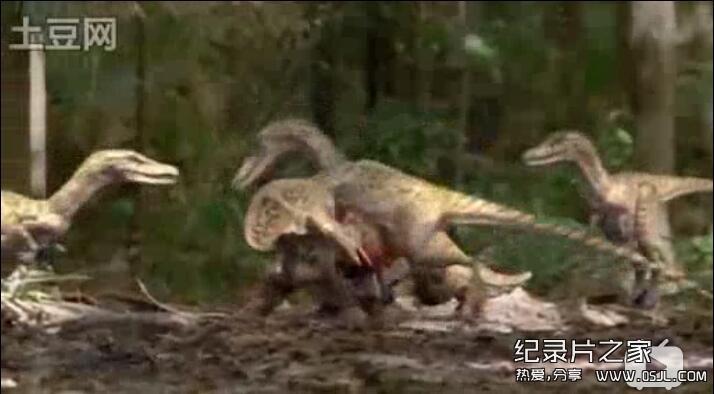 [英语中字]动物世界纪录片:BBC与恐龙同行特辑-镰刀龙秘史 全1集图片