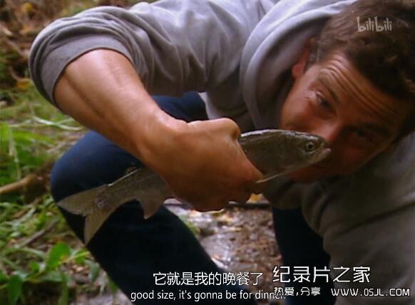 [英语中英字幕]【贝爷】荒野求生 第一季 Man vs. Wild Season 1 (2006) 全9季下载图片 No.4