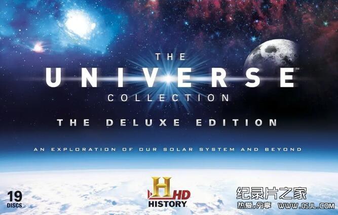 [英语中字/中英字幕]大型天文科学纪录片:宇宙 The Universe 更新到82集图片 No.1