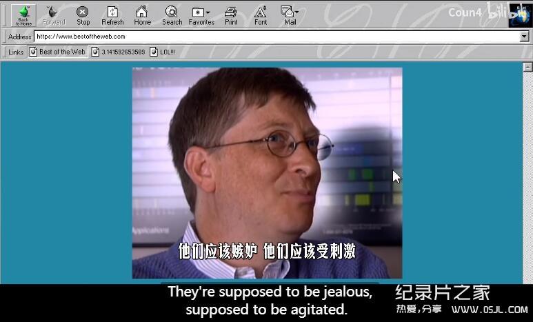 【英语中英字幕】netflix人物传记纪录片-走进比尔:解码比尔·盖茨 Inside Bill's Brain: Decoding Bill Gates (2019) 全3集图片 No.2