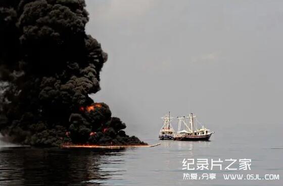 [英语中字]大灾难纪录片:海湾浩劫 Dispatch from the gulf 全1集 超清1080P图片 No.1