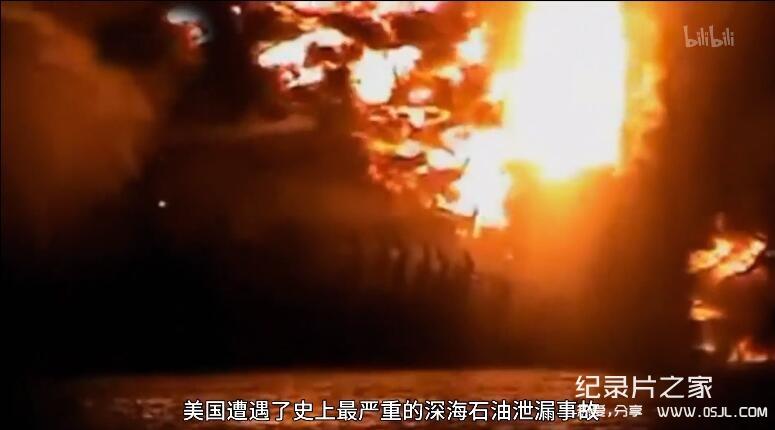 [英语中字]大灾难纪录片:海湾浩劫 Dispatch from the gulf 全1集 超清1080P图片 No.2