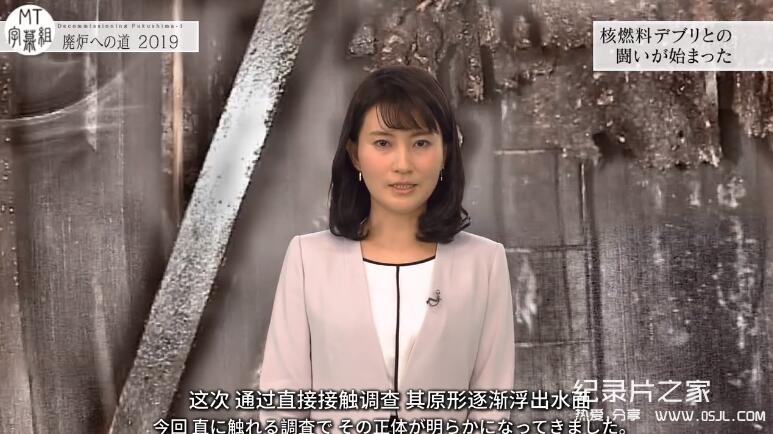 [日语中日字幕]NHK纪录片 福岛核电站报废系列纪录片 2019 全1集图片 No.1