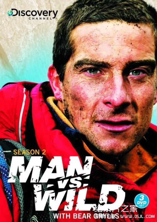 [英语中英字幕]贝尔格里尔斯《荒野求生》 第二季 Man vs. Wild Season 2 (2007) 全13集 高清图片